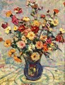 Still Life With Flowers - Maurice Brazil Prendergast