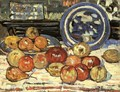 Still Life With Apples - Maurice Brazil Prendergast