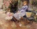 The Fable - Berthe Morisot