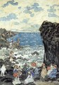 Holiday Headlands - Maurice Brazil Prendergast