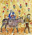Flight Into Egypt - Maurice Brazil Prendergast