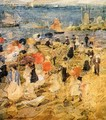 Early Beach - Maurice Brazil Prendergast