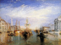 The Grand Canal, Venice 1835 - Joseph Mallord William Turner