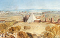 Rome From Monte Testaccio - Joseph Mallord William Turner
