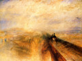 Rain, Steam and Speed The Great Western Railway 1844 - Joseph Mallord William Turner