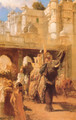A Royal Procession - Edwin Lord Weeks