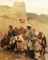 Traveling In Persia - Edwin Lord Weeks
