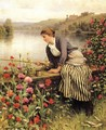 Fishing2 - Daniel Ridgway Knight