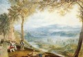 Kirby Londsale Churchyard - Joseph Mallord William Turner