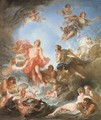 The Rising of the Sun 1753 - François Boucher