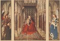 Small Triptych c. 1437 - Jan Van Eyck