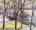 Bridge Near Giverny - Theodore Robinson