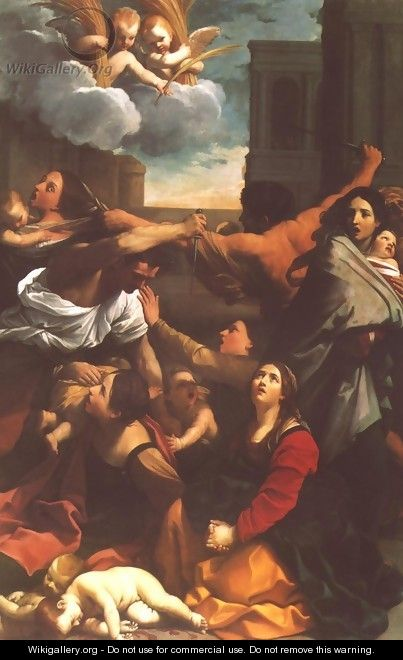 Massacre of the Innocents 1611 - Guido Reni