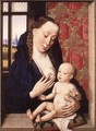 Mary and Child c. 1465 - Dieric the Elder Bouts