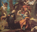 The Martyrdom Of Four Saints - Correggio (Antonio Allegri)