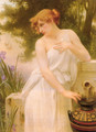 Beauty At The Well - Guillaume Seignac