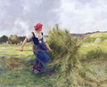 Haymaking - Julien Dupre