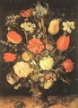 Flowers - Jan The Elder Brueghel