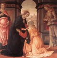 Visitation c. 1491 - Domenico Ghirlandaio