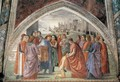 Renunciation of Worldly Goods 1482-85 - Domenico Ghirlandaio