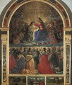 Coronation of the Virgin 1486 2 - Domenico Ghirlandaio