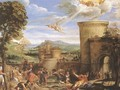 The Martyrdom of St Stephen 1603-04 - Annibale Carracci