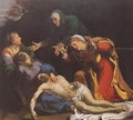 Lamentation of Christ 1606 - Annibale Carracci