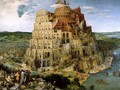 The Tower of Babel 1563 - Pieter the Elder Bruegel