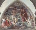Baptism of Christ c.1473 - Domenico Ghirlandaio