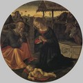 Adoration Of The Child - Domenico Ghirlandaio
