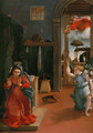Annunciation c. 1527 - Lorenzo Lotto