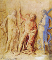 Mars Venus And Diana - Andrea Mantegna