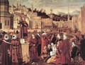 The Sermon of St Stephen 1514 - Vittore Carpaccio