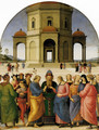 Marriage Of The Virgin - Pietro Vannucci Perugino