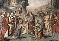 St Cecily's Charity 1505-06 - Lorenzo Costa