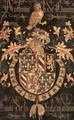 Coat-of-Arms of Anthony of Burgundy 1478 - Pieter Coustens