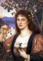 A Rose from Armida's Garden - Maria Euphrosyne Spartali, later Stillman