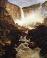 The Falls of Tequendama, 1854 - Frederic Edwin Church
