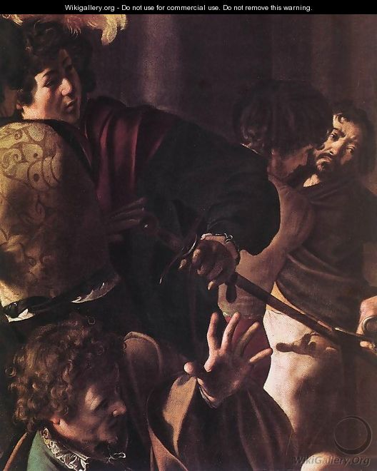 The martyrdom of st matthew painting analysis