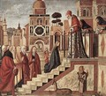 The Presentation of the Virgin 1504-08 - Vittore Carpaccio