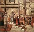 The Marriage of the Virgin 1504-08 - Vittore Carpaccio