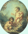Christ and John the Baptist as Children 1758 - François Boucher