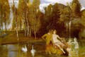 Elysian Fields 1877 - Arnold Böcklin