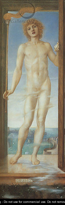 Day 1870 - Sir Edward Coley Burne-Jones