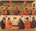 The Last Supper - Duccio Di Buoninsegna