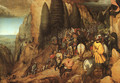 The Conversion of Saul 1567 - Pieter the Elder Bruegel