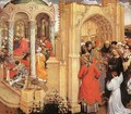 The Marriage of Mary c. 1428 - (Robert Campin) Master of Flémalle