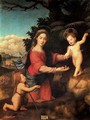 Virgin and Child with the Infant St John the Baptist 1520 - Giuliano Bugiardini