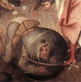 Proverbs (detail 6) - Pieter The Younger Brueghel