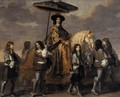 Chancellor Séguier at the Entry of Louis XIV into Paris 1655-61 - Charles Le Brun